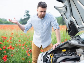 get help with car towing